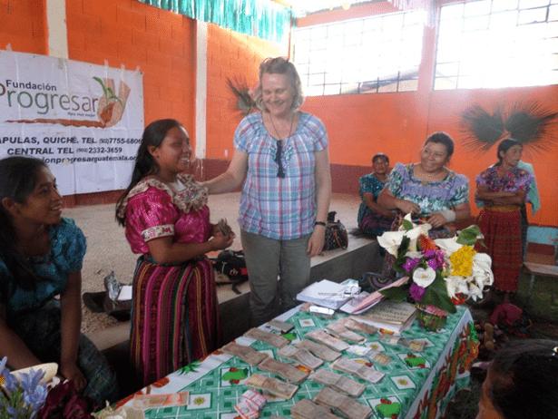 Företagande – en väg ur fattigdom